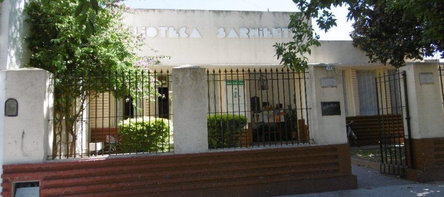 Cien Años de la Biblioteca Sarmiento, concurso de diseño alusivo