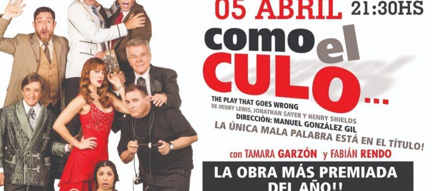 Presentarán en Las Varillas una multipremiada obra teatral