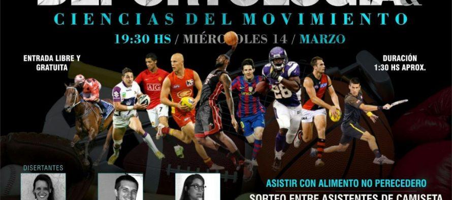 Jornada de Capacitación en Deporte y Ciencias del Movimiento