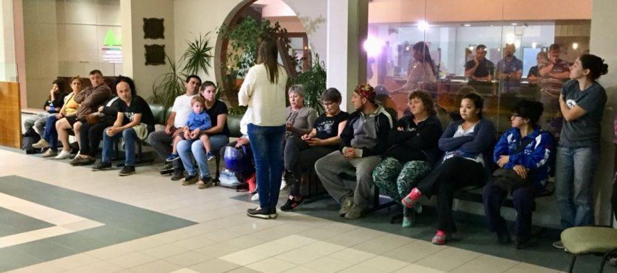 Positiva reunión entre vecinos y consejeros en la Cooperativa