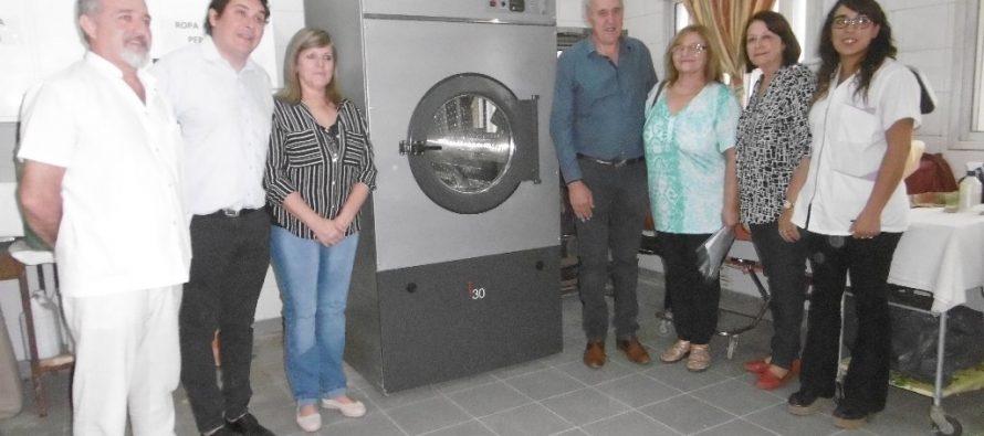 Adquirieron  moderna secadora para el Hospital Diego Montoya