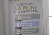 Inauguraron segunda oficina de La Muni Cerca