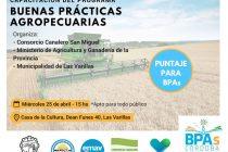 Capacitación  sobre Buenas Prácticas Agropecuarias