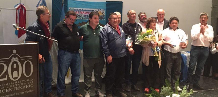 Conmemoraron los 36 años del desembarco en Malvinas
