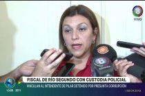 Imperdible entrevista con la fiscal de Río Segundo Patricia Baulies (Audio)
