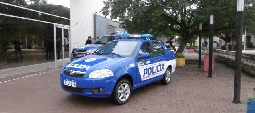 Nuevo móvil  para la Comisaría de Distrito Las Varillas