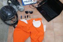 La Policía esclareció el robo al profesor Gabriel Cardetti