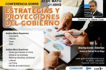 Conferencia en el CeCIP sobre Estrategias y Proyecciones del Gobierno