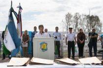 """""""Nos sentimos invadidos por gente que no es de la localidad"""", dijo el intendente de Laspiur"""