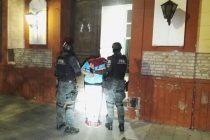 Operativo antidroga en Laspiur. Un  detenido