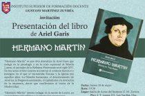 Presentan nuevo libro de Ariel Garis