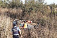 Cuatro accidentes y un hurto asentados en el parte policial