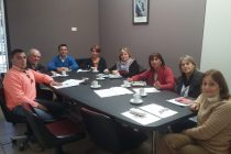 Reunión de Defensa Civil con Instituciones Educativas