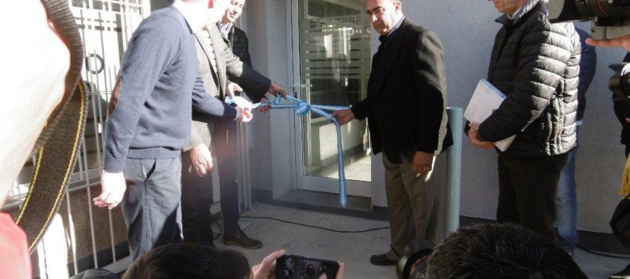 Amplia agenda de actividades desplegó el contador Calvo en Las Varillas