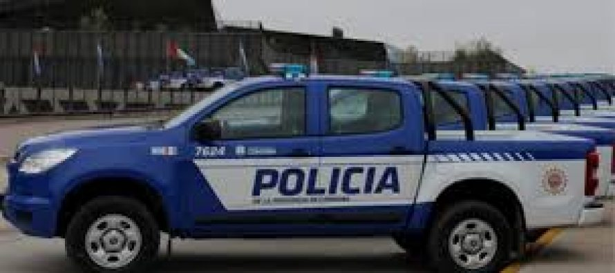 Información policial de la zona