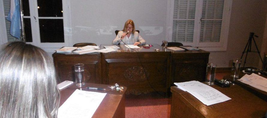 Ingresó al  Concejo Deliberante un pedido de  informe sobre la obra de cloacas