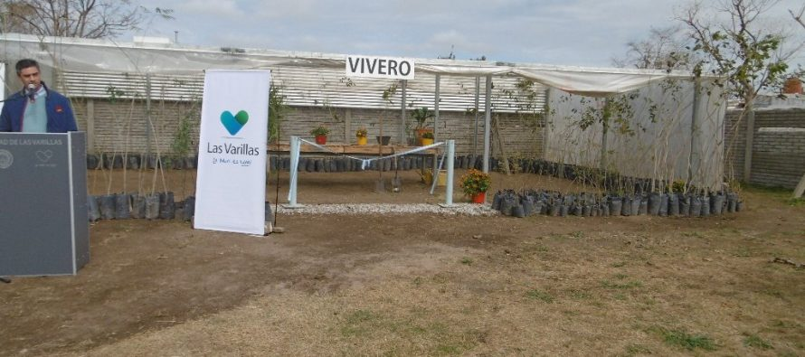 Inauguraron nuevo Vivero Municipal