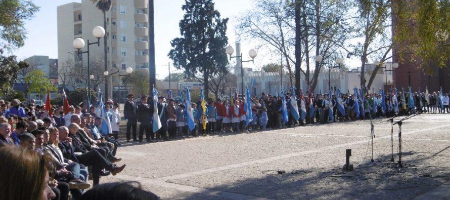 Chiocarello anunció la remodelación de la Plaza San Martín