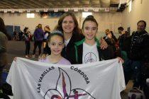La Escuela Varillense de Gimnasia Deportiva compitió en Córdoba y Río Tercero