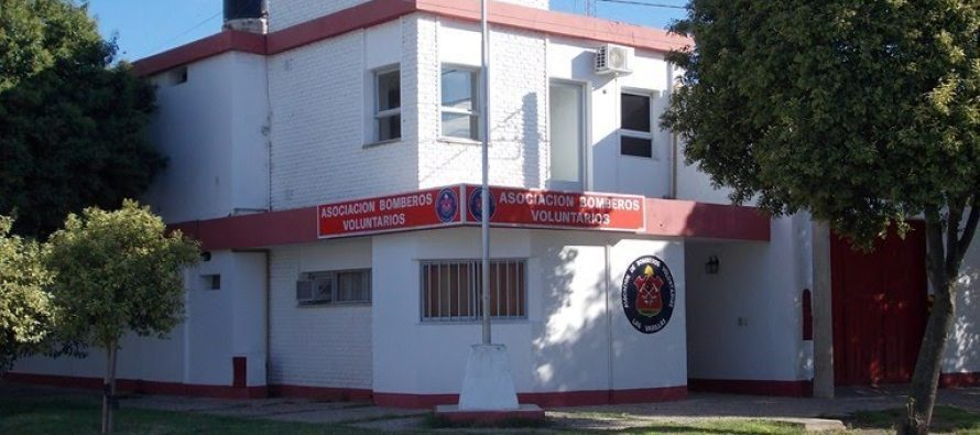 Los Bomberos solicitarán una ayuda voluntaria este sábado en Barrio Alfonsín