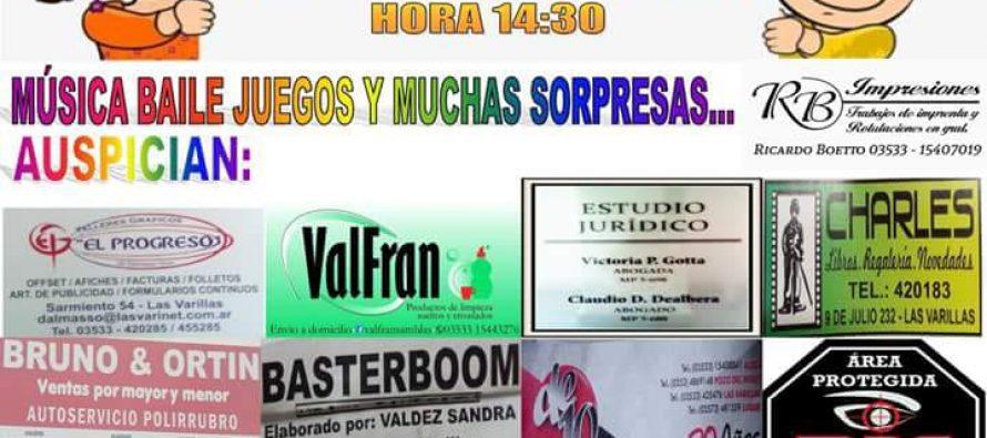Este domingo, segunda edición de la feria  de  Barrio Alfonsín. Celebrarán el Día del Niño