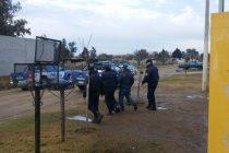 Dos allanamientos, secuestro de numerosas herramientas y una detención