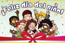 Ganadores Mega Concurso Día del Niño