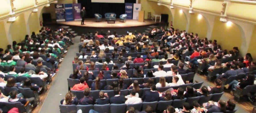 """""""Emprender Regional"""" a sala llena en el Colón"""