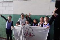 Buen desempeño de gimnastas locales en un torneo de Oliva