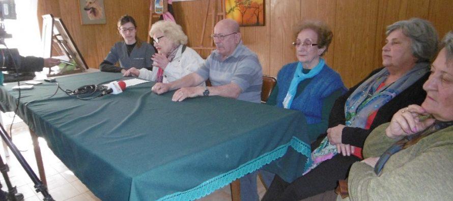 Cronograma de próximas  actividades del Centro de Jubilados y Pensionados