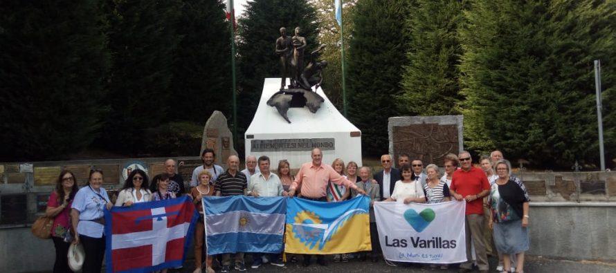 Veinte años de Hermanamiento: delegación varillense en Cavour