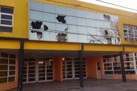 Fuerte temporal con granizo provocó numerosos daños en la región