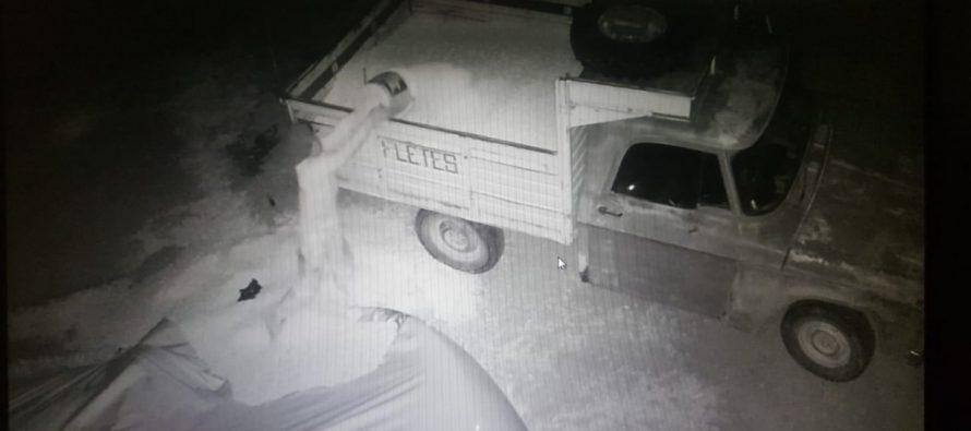 Allanamientos por robo de cereal, hurtos y un choque con una mujer herida