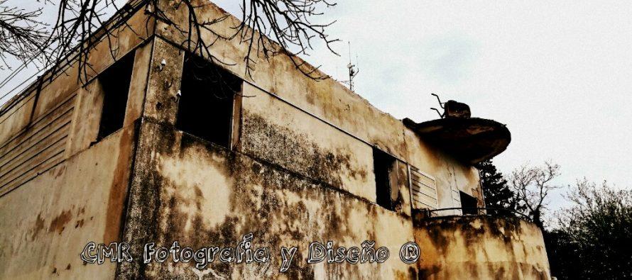 Demuelen una casa tradicional de Las Varillas