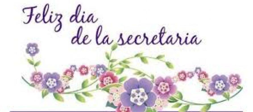Ganadoras Mega Concurso Día de la Secretaria