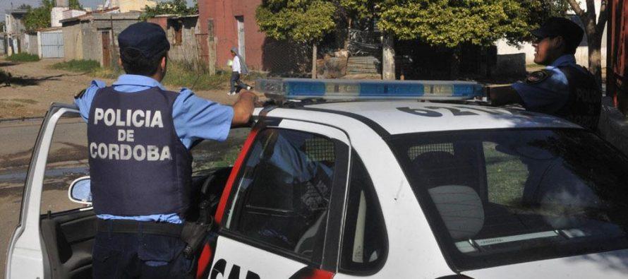 Parte policial del fin de semana con ilícitos en Las Varillas y Sacanta
