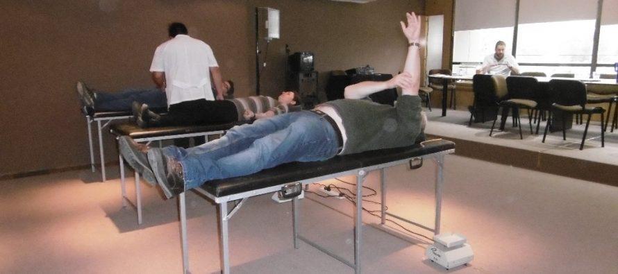 Se realizó la Tercera Campaña de Donación de Sangre en la Cooperativa