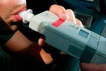Más de la mitad de los conductores ni siquiera para en los controles de alcoholemia