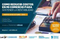 Charla sobre rentabilidad en el CeCIP