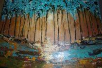 «Pintando Ando» en la Casa de la Cultura