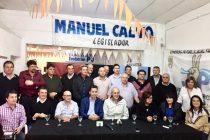 El peronismo departamental se reunió en Las Varillas