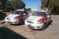 Allanamiento, choque y secuestro de moto, en el parte policial