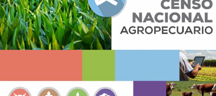 Censo Nacional Agropecuario: ya se ha relevado un 25% de los productores de San Justo y Río Segundo