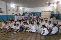 Mil kilos de tapitas destinadas al Hospital Garraham viajarán el domingo a Buenos Aires