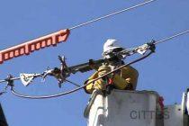 Corte de Energía de dos horas el lunes en Barrio Alfonsín