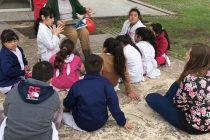 Día Internacional de la Palabra, fiesta de lectura en el Centro Cívico