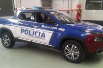 Secuestro de vehículo, accidente y aprehendido por robo, en el parte policial