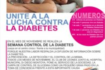 Campaña Anual de Prevención de Diabetes