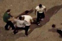 Las Varillas violenta: joven gravemente herido tras pelea en la calle