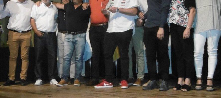 Francisco Baudo, Deportista del Año para la prensa especializada de Las Varillas
